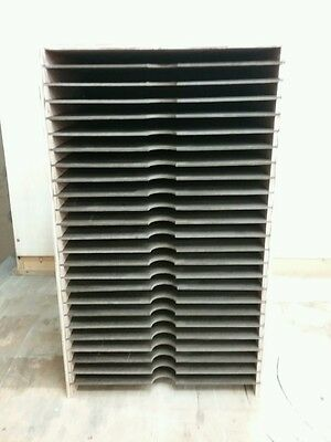 """Scrapbooking Paper Storage 12"""" X 12""""  24   cardstock"""