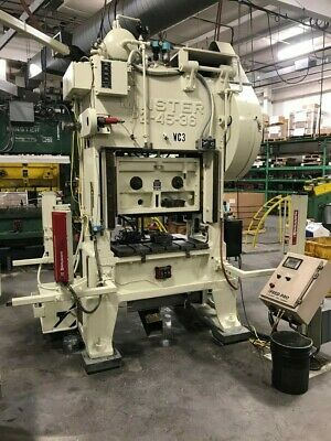 Minster Straight-side Press Model P2-45-36