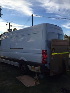 Volkswagen Crafter Late 2012 Model Balga Stirling Area Preview