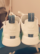 Adidas nmd Carlton Melbourne City Preview