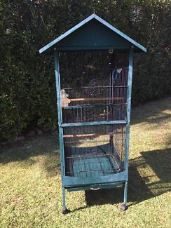 Large Birdcage Stafford Heights Brisbane North West Preview