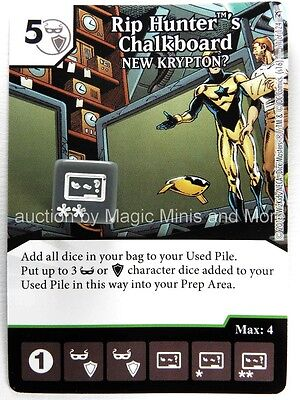 Green Arrow Flash * FOIL * RIP HUNTER'S CHALKBOARD NEW #71 DC Dice Masters card](Cheap Chalkboards)