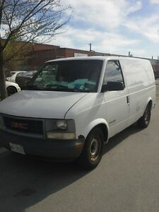 1997 GMC Safari Minivan, Van