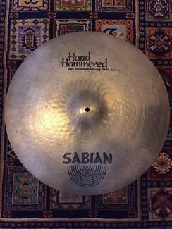 "Sabian 20"" Hand Hammered Medium Heavy Ride Carlton Melbourne City Preview"