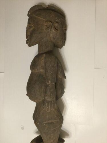 Lobi Bateba Ti Bala Dorka ( Janus Figure ), Burkina Faso