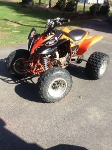 Trade for dirtbike