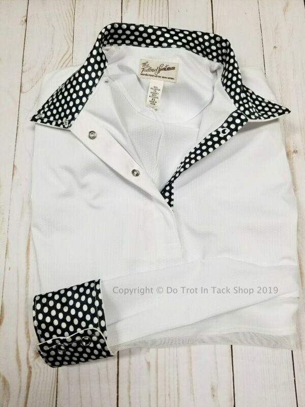 Tailored Sportsman Ladies ICEFIL Show Shirt - Dottsie