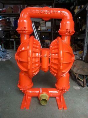 Wilden Pump 8 Diaphragm Pumps Aluminum 2 Inches Pump