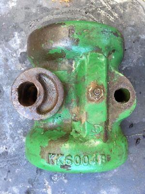 Kk6004b John Deere Disk Clam Shell Bearing Half Substitute Kk5020b Or K4645b