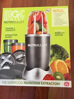 Brand New Nutribullet Wareemba Canada Bay Area Preview