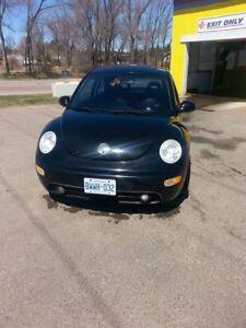 2001 volks waggon beetle for sale.