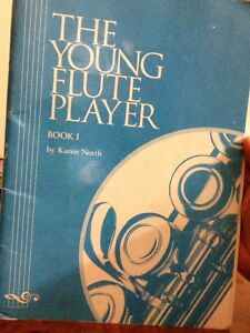 The Young Flute Player Book 1 by Karen North Canning Vale Canning Area Preview