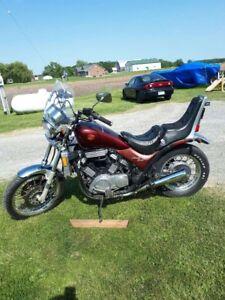 1985 Suzuki GV7 700 cc  Marauder