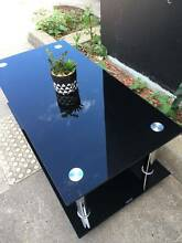 EH06 Brand New Tempered Glass Coffee Table Black Clayton South Kingston Area Preview