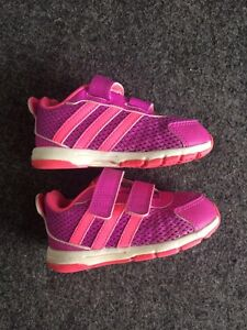 Toddler Addidas size 6 girls