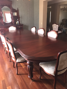 Victorian reproduction / Antique style wood furniture 39 pieces Narellan Vale Camden Area Preview