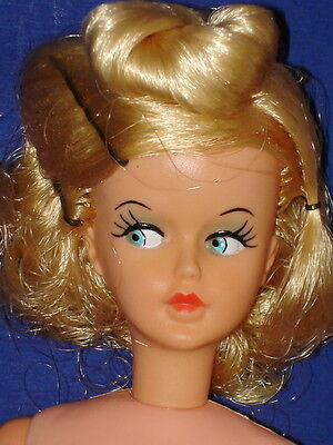Barbie Sized Blonde TRESSY Doll in Shipper & Original Hair Set! Amer Char 1964