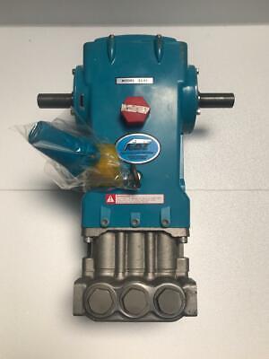 Cat Pumps 3541 Triplex Plunger Pump Ss 316 45 Gpm Flow 1000 Psi Pressure 1