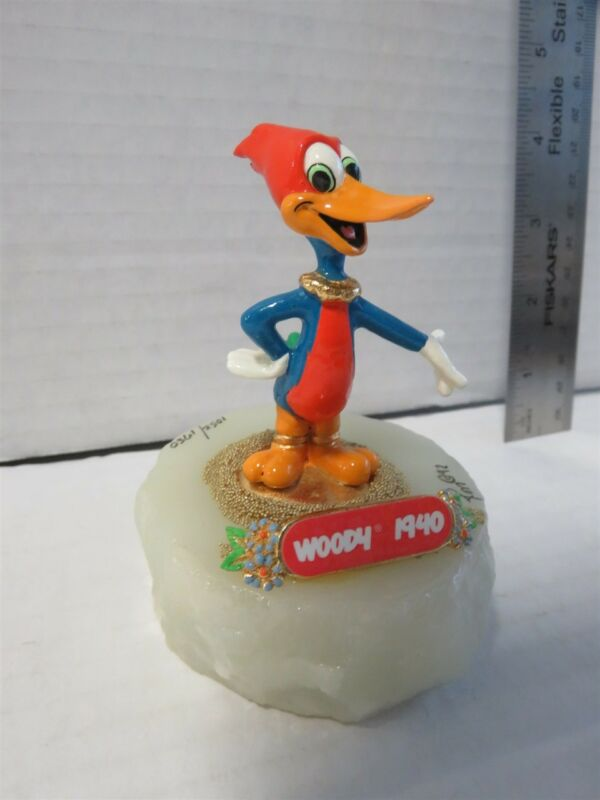 Ron Lee Woody Woodpecker 1940 #1052/1750 Statue/Figurine