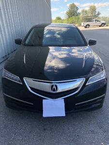 2015 Acura TLX   2.4 L with Tech Pkg