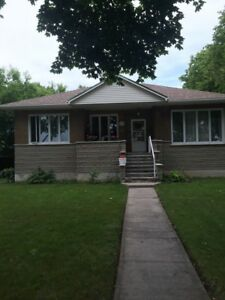Bungalow- 7 1/2 with semi-finished basement immediate occupancy