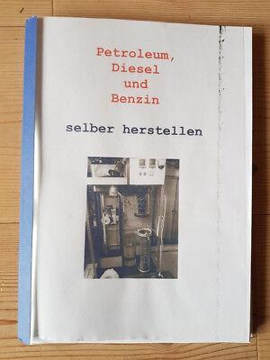 Benzin selber herstellen (Plastikmüll) Anleitung PDF