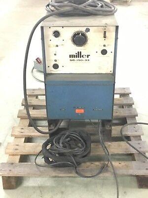 Miller Model Sr-150-33 Welder
