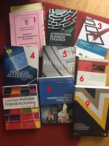 UNSW / CPA Textbooks Randwick Eastern Suburbs Preview