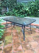 Outdoor Glass Table Waverley Eastern Suburbs Preview