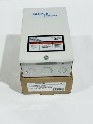Eco Flo 12 Hp Control Box For 4 Well Pump Efcb5-hd