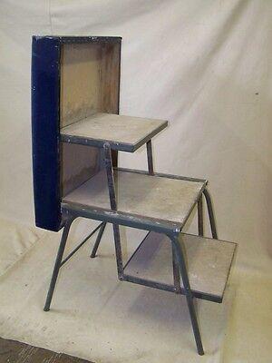 ddr klapphocker leiter treppe hocker vintage retro design. Black Bedroom Furniture Sets. Home Design Ideas
