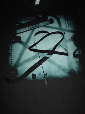 HIM Ville Valo Heartagram SWRMXS 2010 Cd Cover Rare NEW S Small T-Shirt