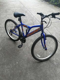 Bike, used but good condition