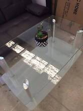 Brand New High Quality Tempered Glass Coffee Table Clayton South Kingston Area Preview