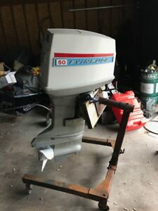 60 hp and 55 hp evinrude