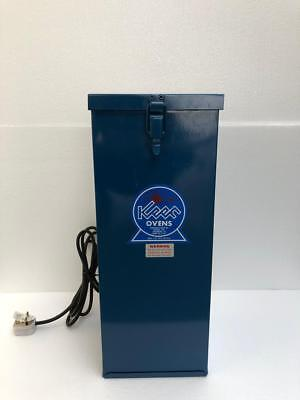 Henkel Keen K-50 Portable Welding Electrode Rod Oven Heater 240 Volts 1 Phase
