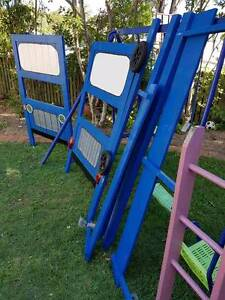 Loft bed, painted as bus bed. Ashgrove Brisbane North West Preview
