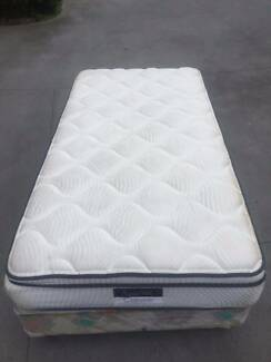 single size base mattress , can delivery at extra fee .   they ar
