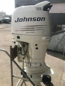 140hp Johnson/suzuki fourstroke outboard