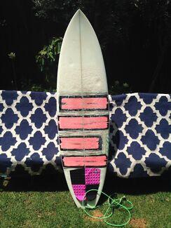 6'4 EXP Surfboard