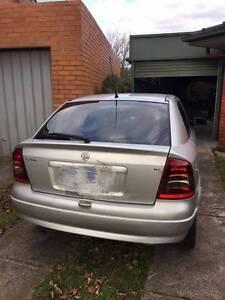 2003 Holden Astra Sedan Murrumbeena Glen Eira Area Preview