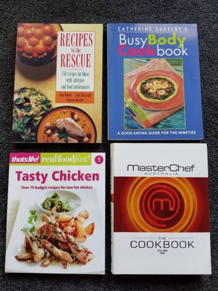 Recipe books 4 each or 15 for all four nonfiction books recipe books 4 each or 15 for all four forumfinder Choice Image