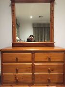 Mirror/drawers Camberwell Boroondara Area Preview