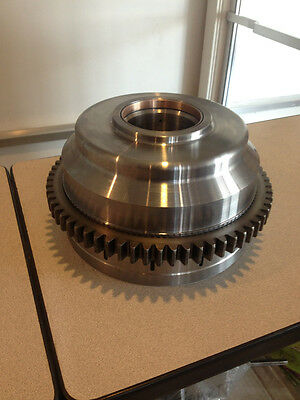 Rotation Gear Assembly - Allison 1000/2000 Rotating Clutch Housing & Gear Assembly 3RD gen W/PTO 29540518