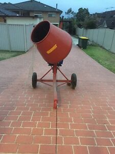 Cement mixer -  brand new - never been used St Marys Penrith Area Preview