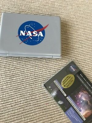 American Girl Luciana Nasa Space Laptop Computer Screen Frm Mar Habitat 18  Doll