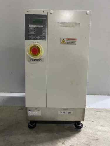 SMC INR-498-012D-X007 H-2000 Thermo Chiller HX