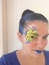 Cheeky Monkey Face Paint Bracken Ridge Brisbane North East Preview