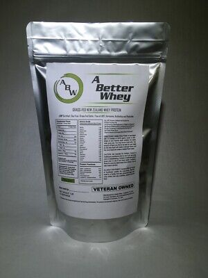 A Better Whey Protein, organic whey, all natural Pure Whey, Van, BCAA (Best All Natural Protein)