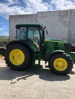 Tractor John Deere 6090MC premium cab2500 hrs Agnes Banks Penrith Area Preview